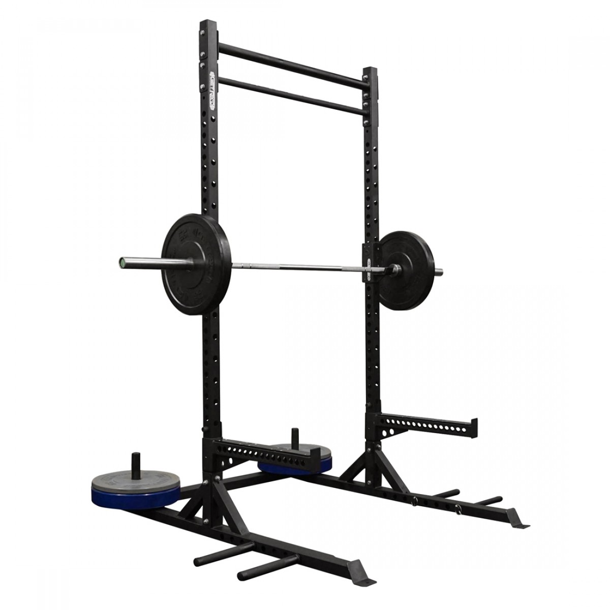 Guillotine Squat Rack And Pull Up Bar Combo Athleco